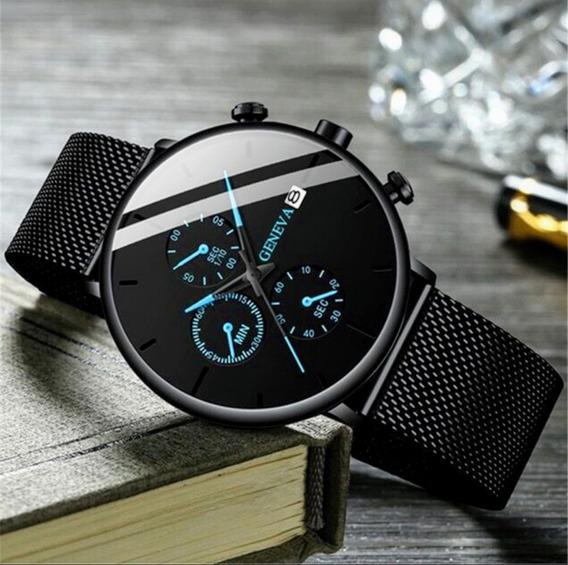 Relógio Original Masculino Luxo