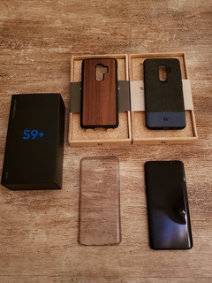 Samsung Galaxy S9 Plus 64gb Negro