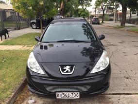 Peugeot 207 Extra Full Con Techo Corredizo Permuto Financio