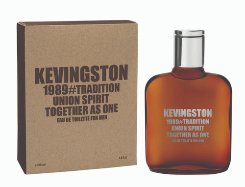 Imagen 1 de 1 de Perfume Kevingstone 1989 Tradicional Hombre X100ml