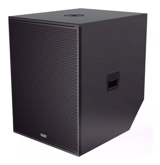 Caixa de som Mark Audio MKS1810A Preto 220V