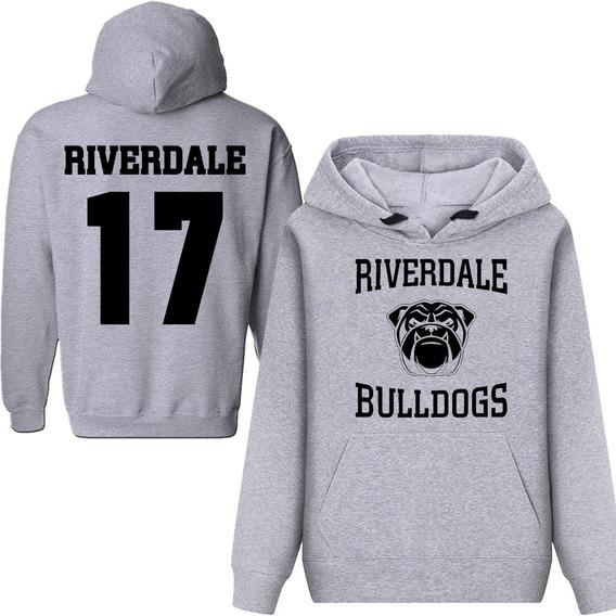 Moletom Agasalho Fear Riverdale Esportivo Serie Blusa D Frio