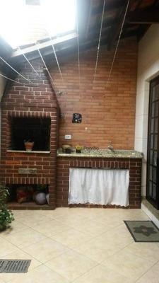Sobrado Com 3 Dormitórios À Venda, 106 M² - Demarchi - São Bernardo Do Campo/sp - So0786