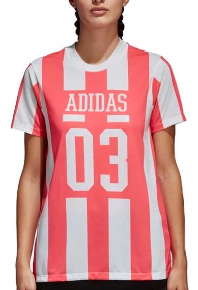 Playera Atletica Originals Aa-42 Mujer adidas Ce0980
