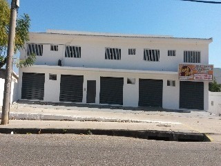 Salão Para Alugar, 35 M² Por R$ 1.200,00 - Vila Barcelona - Sorocaba/sp - Sl0002