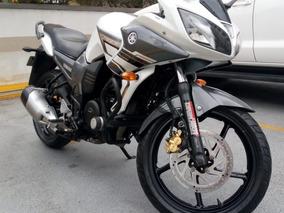 Moto Yamaha Fz16/fazer 16 Blanca 150cc En Excelente Estado!