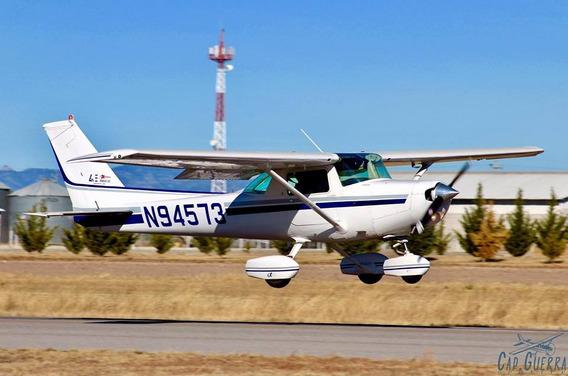 Cessna 152 1983 (el Mejor De Su Clase) Impecable