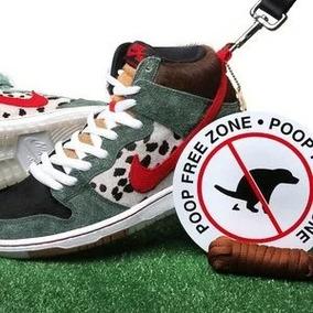 Nike Sb Dunk High Walk The Dog Original Nunca Usado C/nf