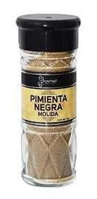 Pimienta Negra Molida Pontino 47.00 Gramos