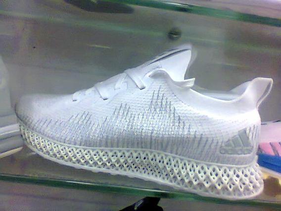 Tenis adidas Pharrell Willians Branco E Cinza Nº41 Original