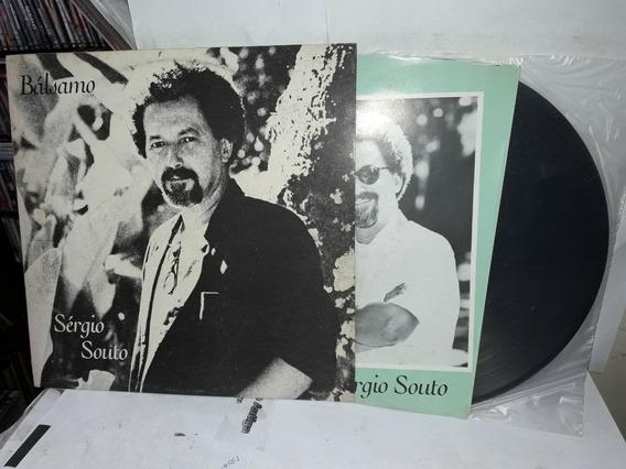 Lp Sérgio Souto Bálsamo + Encarte Ne