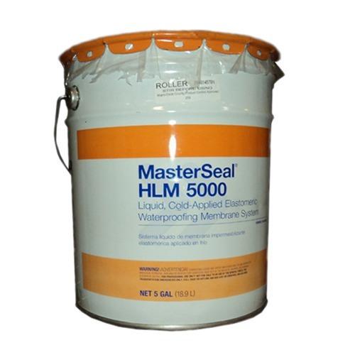 Masterseal Hml 5000 Impermeabilizante Mineral Basf.