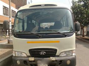 Hyundai Conti Del Año 2009 25 Pasajeros Impecable Tf 9776143
