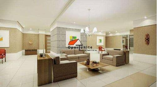 Apartamento Com 3 Dormitórios À Venda, 144 M² Por R$ 700.000,00 - Jardim Botânico - Ribeirão Preto/sp - Ap0435