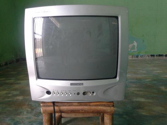 Televisor A Calor Daewoo 14 Pulgadas