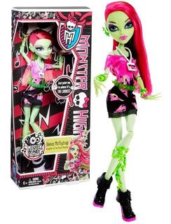 Muñeca Monster High Venus Mcflytrap Daughter Of The