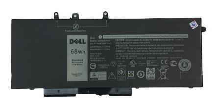 Bateria Gjknx 8500mah Para Notebook Dell Latitude 5280