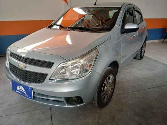 Chevrolet Agile Ltz 1.4 Mpfi 8v Econo.flex, Fda9749