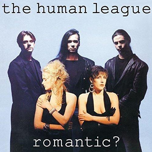 Cd : The Human League - Romantic (japanese Mini-lp Sleev...