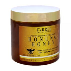 Mascara Mel Capilar Honung Honey Tyrrel Profissional - Top