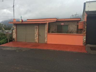 Casa 3 Recamaras 2.5 Baños En Fortin, Veracruz