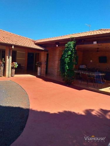 Casa Com 3 Dormitórios À Venda, 393 M² Por R$ 1.250.000 - Jardim São Lucas - Jardinópolis/sp - Ca3898