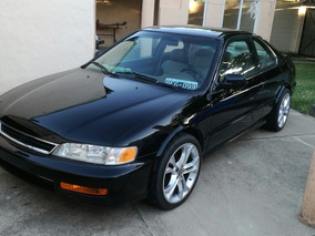 Honda Accord 2.2 Coupe Exrl At 1997