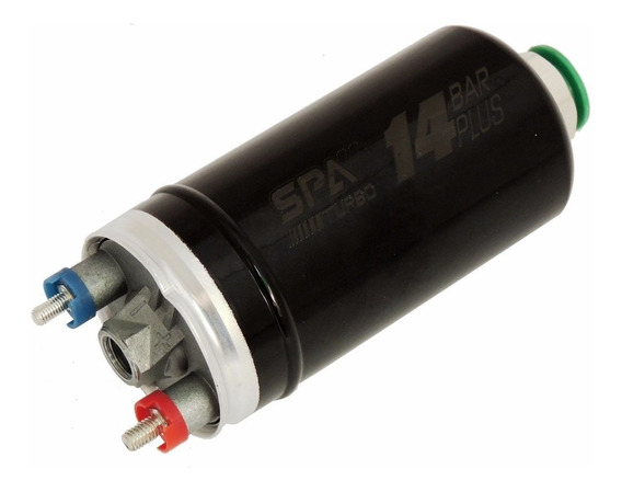 Bomba Elétrica De Combustível Externa Spa 14 Bar Similar 044