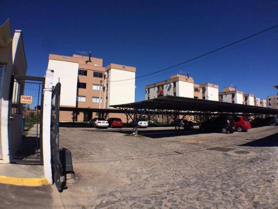 Apartamento Com 2 Dormitórios À Venda, 78 M² Por R$ 180.000 - Centro - Portão/rs - Ap1801