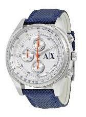 Reloj Armany Exchange Hombre Ax1609 Original
