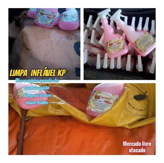 Limpa Inflavél Kp1000 Limpeza Pesada Kit 03 Borrifador 500ml