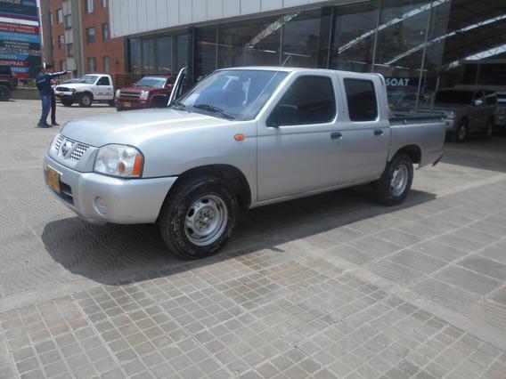 Nissan Frontier D.c 4 X 2