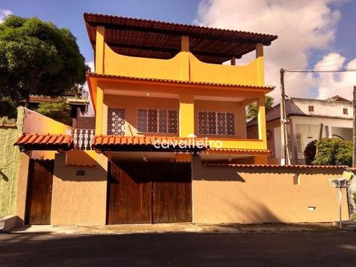 Casa Com 4 Dormitórios À Venda, 200 M² - Centro - Maricá/rj - Ca3692