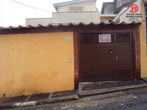 Imagem 1 de 15 de Sobrado - Vila Domitila - Ref: 4353 - V-4353