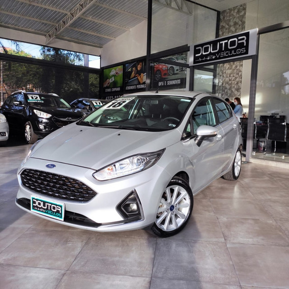 Ford Fiesta 1.6 Lex Titanium Plus Powershift 2018/ Fiesta 18