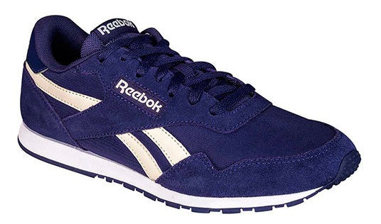 Reebok Sneaker Urbano Violeta Niño Ortholite Royal Btk42329