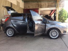 Ford Fiesta Hb Aut Full Equipo