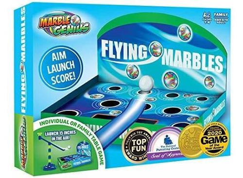 Flying Marbles Action Game: El Juego De Mesa Familiar Ganad