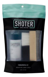 Kit Limpieza Calzado Shoter Hombre 00002