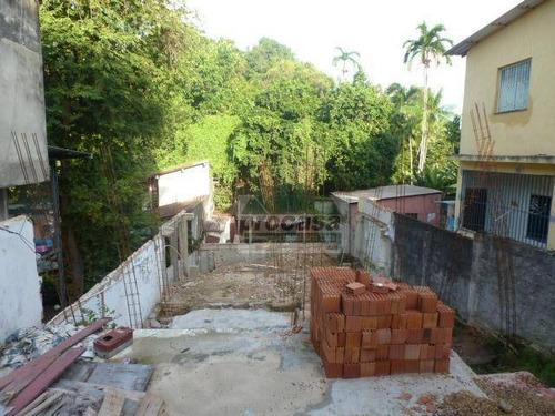 Ótimo Terreno À Venda, 272 M² Por R$ 130.000 - Raiz - Manaus/am - Te0802