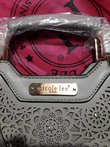 Cartera Original Nicole Lee Nueva