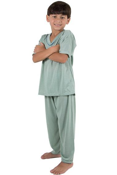 Kit 10 Pijama Infantil Masculino   Roupas De Menino-atacado