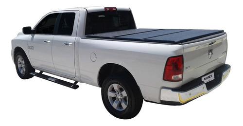 Tapa Plegable Rigida Dodge Ram 1500 Quad Cab D/c 2010-2020