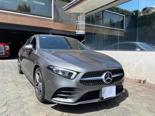 Imagen 1 de 14 de Mercedes-benz Clase A 2020 1.6 200 Cgi Sport At