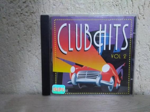 Cd Club Hits Vol 2 - Consulte Frete De 10,00