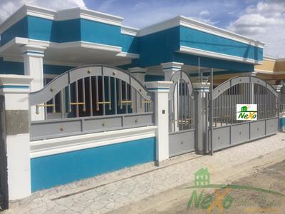 Atractiva Casa En Proyecto Cerrado (eac-170)