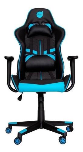 Cadeira Gamer Dazz Prime-x  Preta E Azul