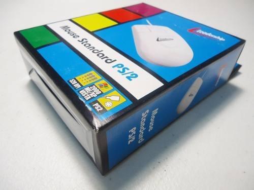 20und Mouse Ps2 Esfera Branco 4220x (1248)