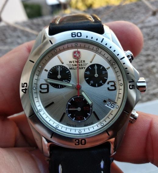 Relógio Wenger Cronógrafo Vintage