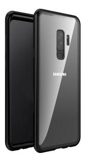 Capa Case 360º Magnética Samsung Galaxy S9 Plus 6.2 + Pl/gel